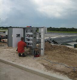 DeSoto Landfill Leachate Storage Facility