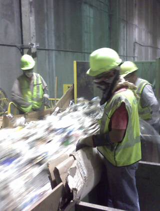 Reuters Recycling Demonstration Test