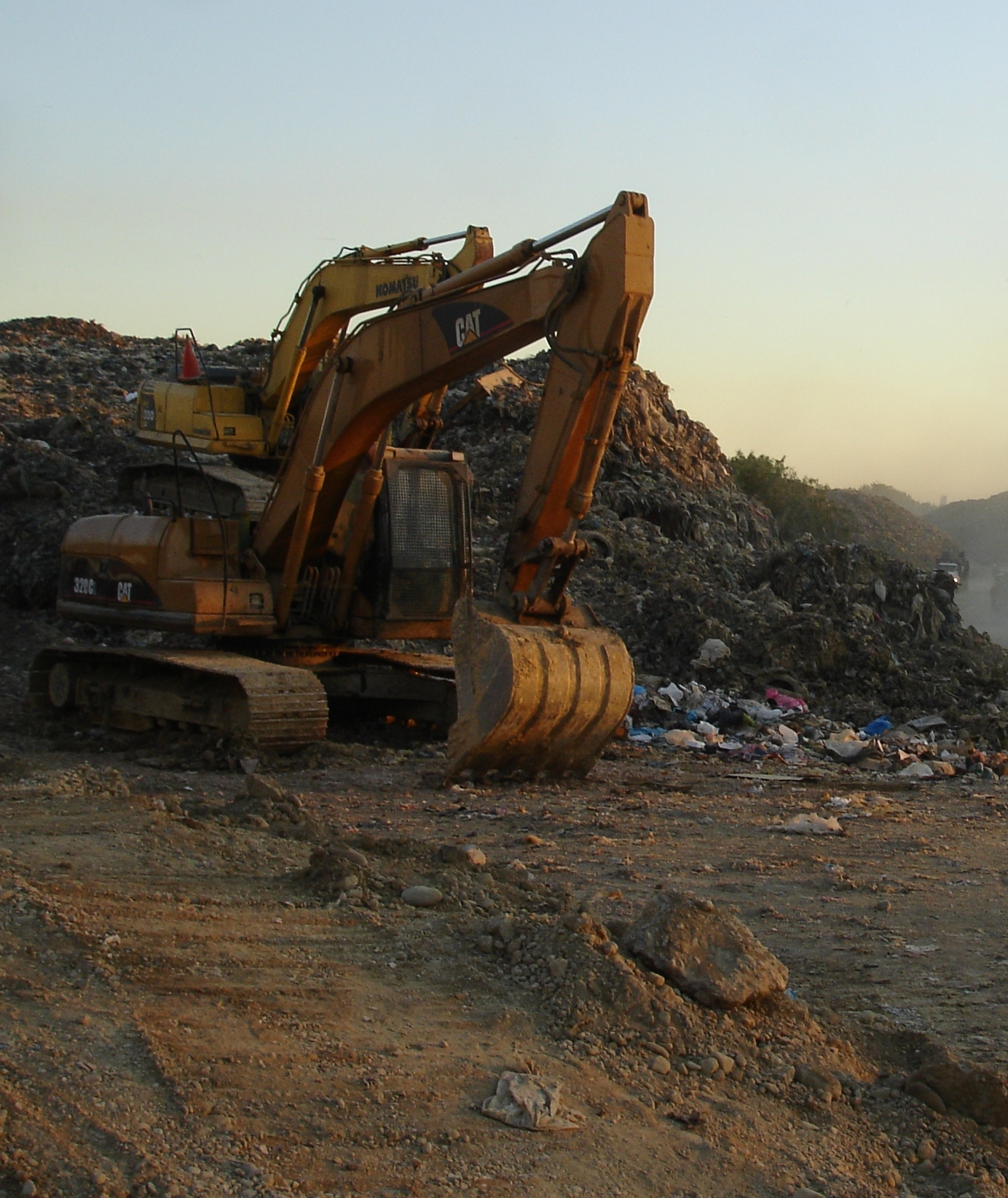 Santo Domingo Landfill