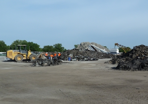 Asphalt Roofing Recycling Facility