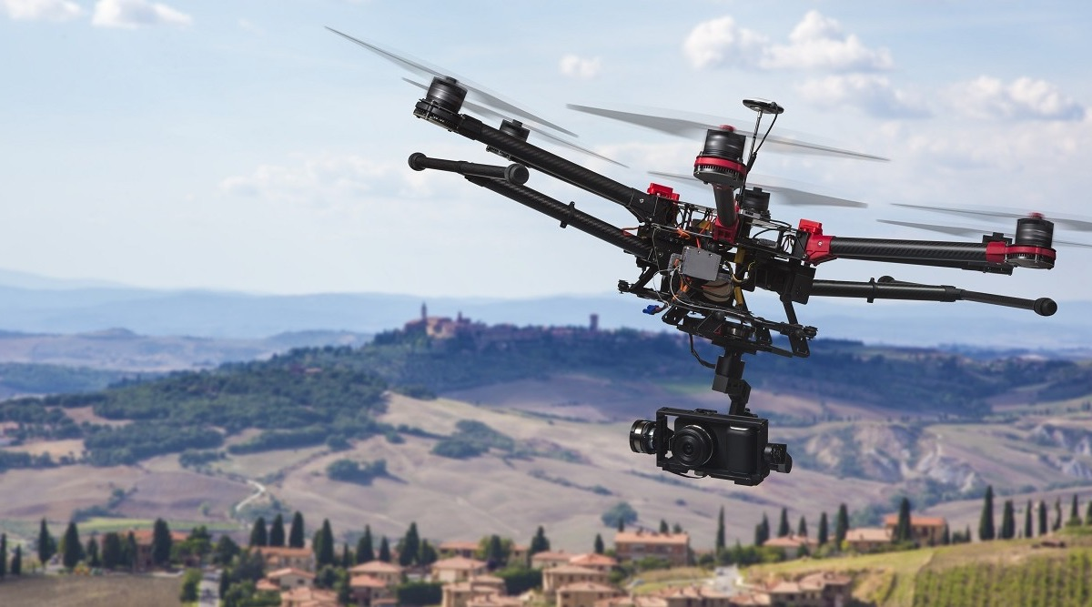 Drones Can Make an Engineer's Job Easier and Less Expensive