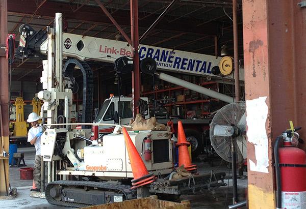 Crane Rental 1