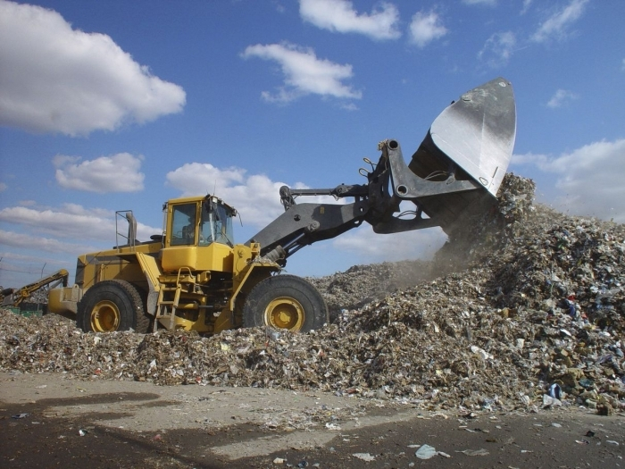 Landfills Reaching Capacity . . . Are we Running Out of Space?