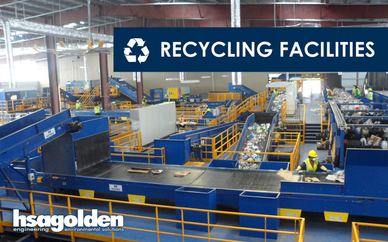 Recycling Facilities: A Critical Waste Management Component
